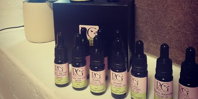 Pink & Green Skincare Event