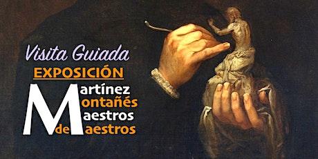 Exposición Martinez Montañés, Maestro de Maestros en Museo Bellas Artes entradas