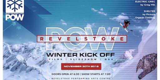 POW Revelstoke Winter Kick Off