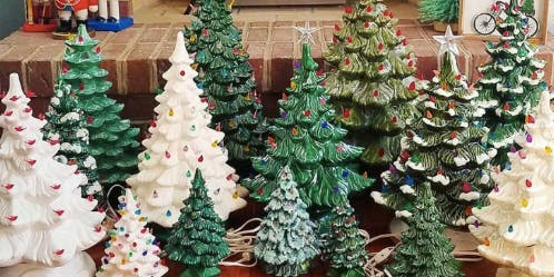 Retro Christmas Tree Making Workshop