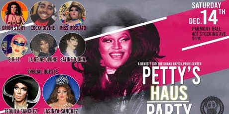 Petty's Haus Party - Benefit for GR Pride Center tickets