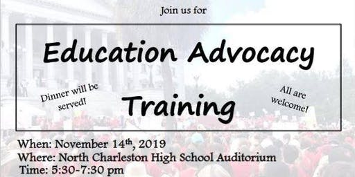 Educator Advocacy Training