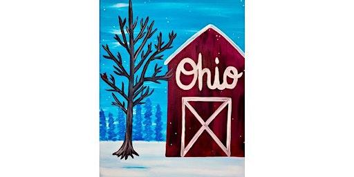 Beavercreek VFW Post 8312 - Ohio Winter Barn - Paint Party