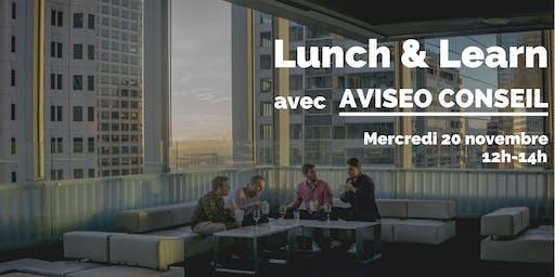 Lunch & Learn | Aviseo Conseil