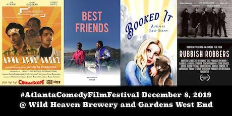 The Atlanta Comedy Film Festival Fall 2019 tickets