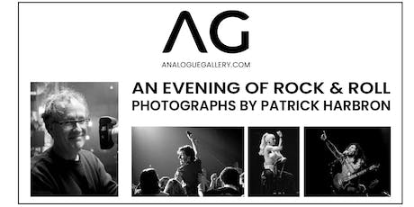 Evening of Rock & Roll with Patrick Harbron tickets