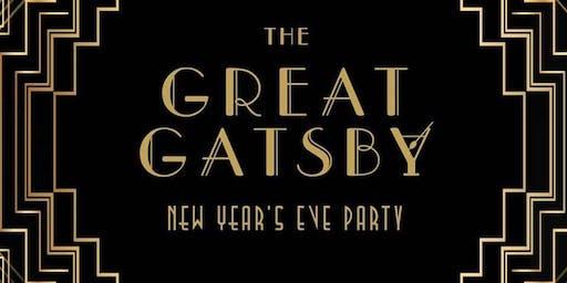 Gatsby's NYE Bash | Benefit for Wicomico Humane Society