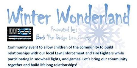 Winter Wonderland - Backing The Badges tickets