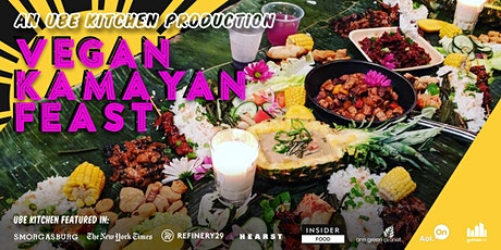 Ube Kitchen: Filipino Vegan Kamayan Feast tickets