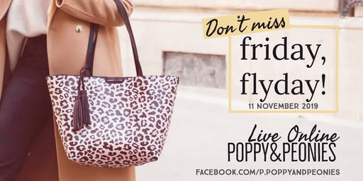 Online Social Poppy & Peonies With Primie