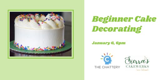 Beginner Cake Decorating