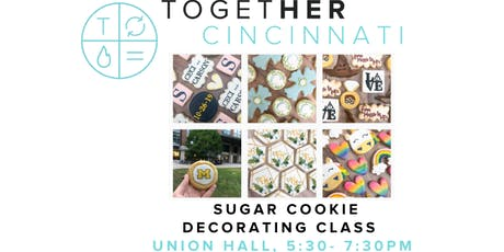 Together Digital Cincinnati Sugar Cookie Decorating Class tickets
