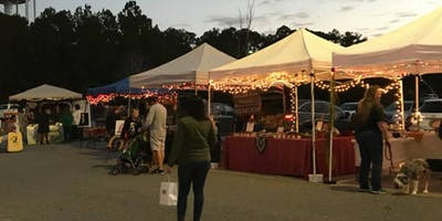 Islands Farmers Market Evening Christmas Market