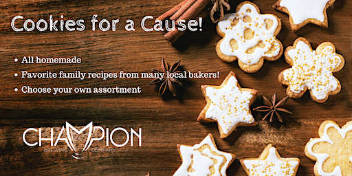 Cookies for a Cause 2019
