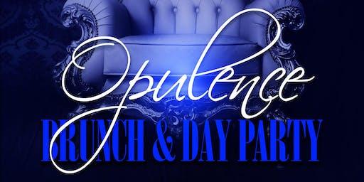"""Opulence Brunch & Day Party"" New Member Presentation"