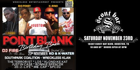 Point Blank - Birthday Bash tickets