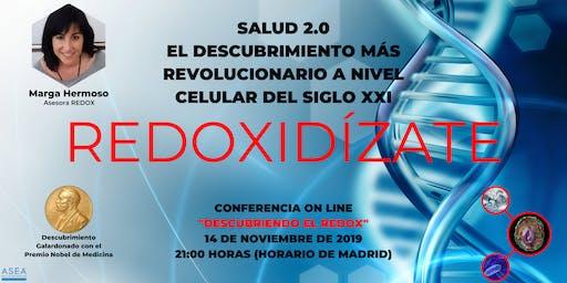SALUD 2.0. DESCUBRIENDO EL REDOX