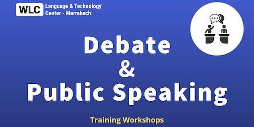 Debate & Public Speaking (FREE)