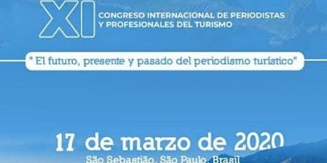 11º Congresso Internacional de Jornalistas e Profissionais de Turismo