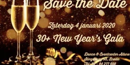 30+ NEW YEAR'S GALA | DANCE & EVENTCENTER ALLURE BREDA