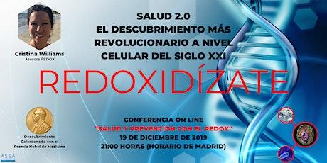 SALUD Y PREVENCIÓN CON EL REDOX entradas
