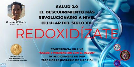 SALUD Y PREVENCIÓN CON EL REDOX