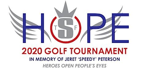 HOPE Golf Tournament 2020 tickets