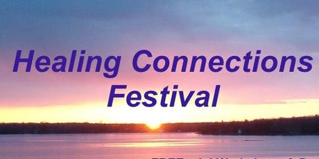 Healing Connections Festival tickets
