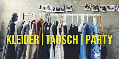 KLEIDER | TAUSCH | PARTY Tickets