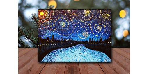 Step by Step - Starry Night (12-10-2019 starts at 6:00 PM)