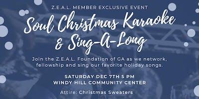 Z.E.A.L. Soul Christmas Karaoke