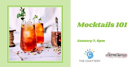 Mocktails  101 tickets