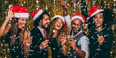 Meet, Mingle, & Jingle - End of Year Event