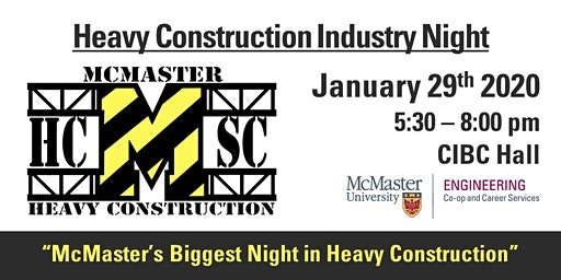 2020 Heavy Construction Industry Night