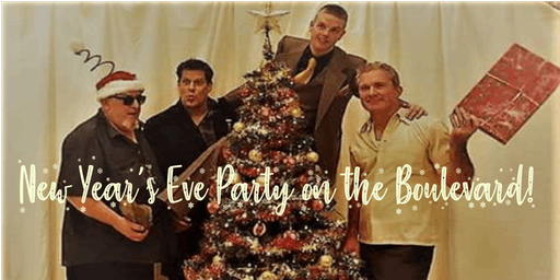 New Year's Eve Party on the Boulevard!