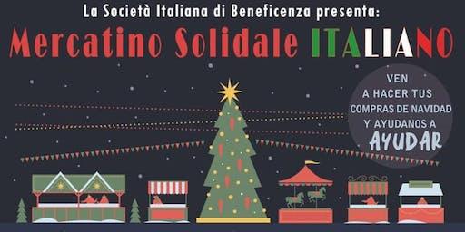 Mercatino solidale Societa Italiana di Beneficenza