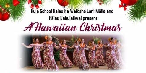 A Hawaiian Christmas - Holiday Hula Show