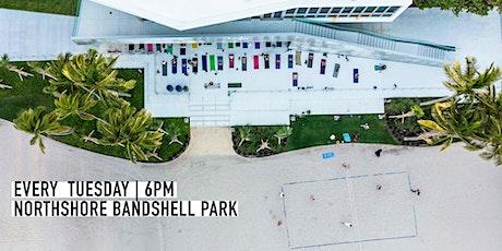 SUNSET BEACH PARK YOGA tickets
