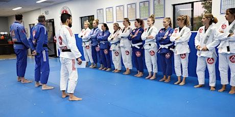 FREE Self Defense/Jiu Jitsu Class tickets