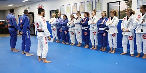 FREE Self Defense/Jiu Jitsu Class
