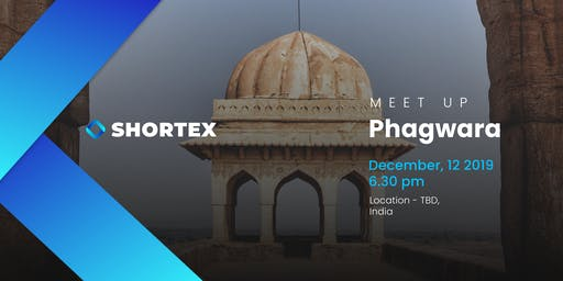 SHORTEX Fundraising Meetup in India