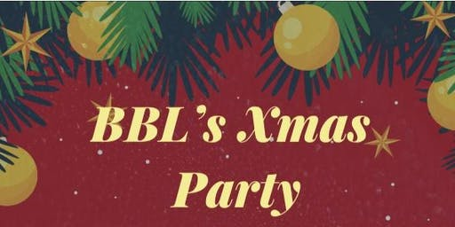 BBL's Christmas Party 2019