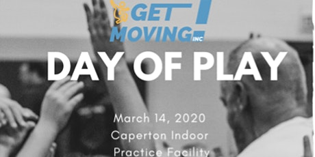 2020 Get Moving! Day of Play tickets