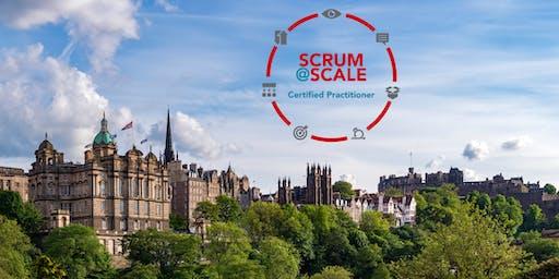Scrum@Scale Practitioner - 2 day Course - Edinburgh
