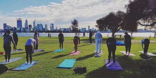Yoga by the River (8AM)
