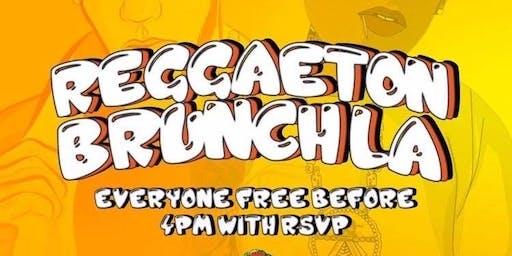 REGGAETON BRUNCH LOS ANGELES *DAY PARTY* 11-17