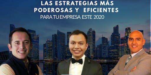 Las Estrategias Más Poderosas Y Eficientes Para Tu Empresa En Este 2020