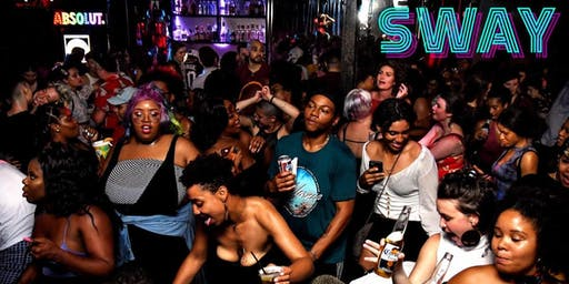 SWAY: Philly's biggest, queerest, monthly party