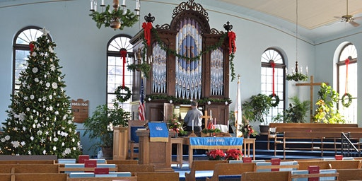 Christmas Tours in Historic Zoar Village