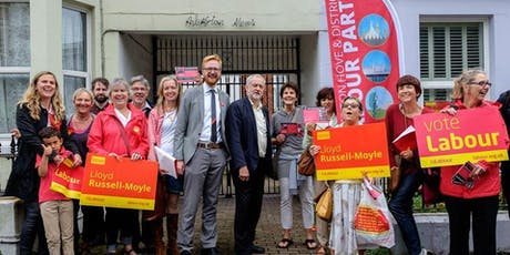 Brighton Kemptown Labour Party Election Night Victory Social tickets